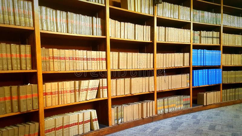 Libros foto de archivo