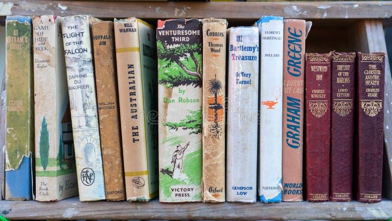 Libros clásicos foto de archivo libre de regalías