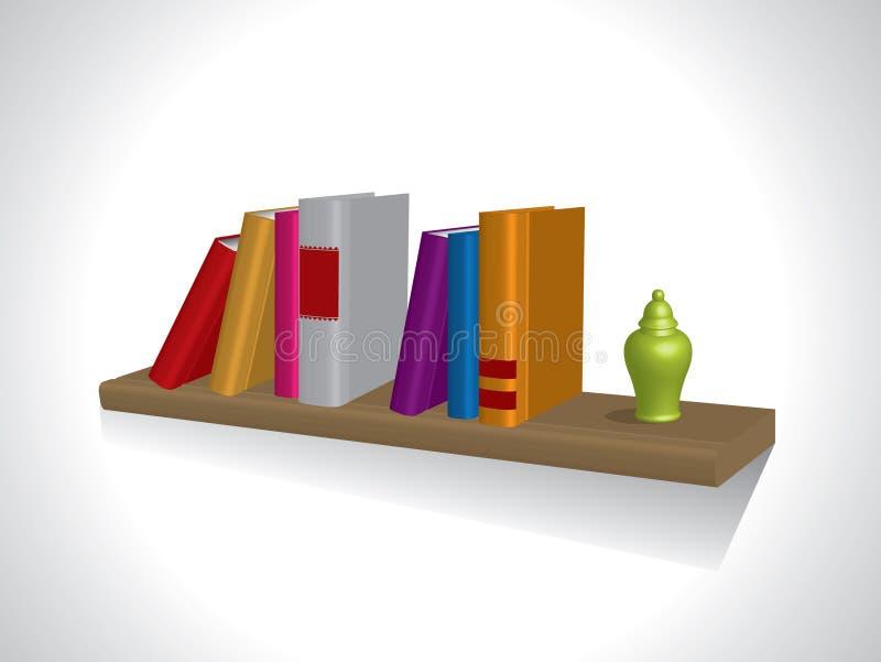 Libros del color libre illustration
