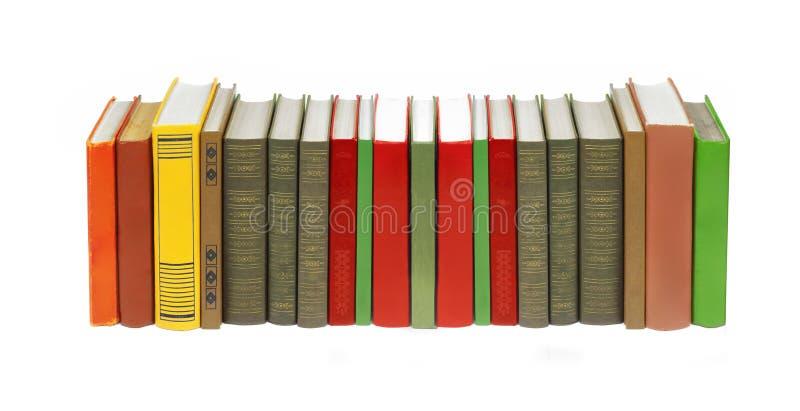 Libros en blanco imagenes de archivo