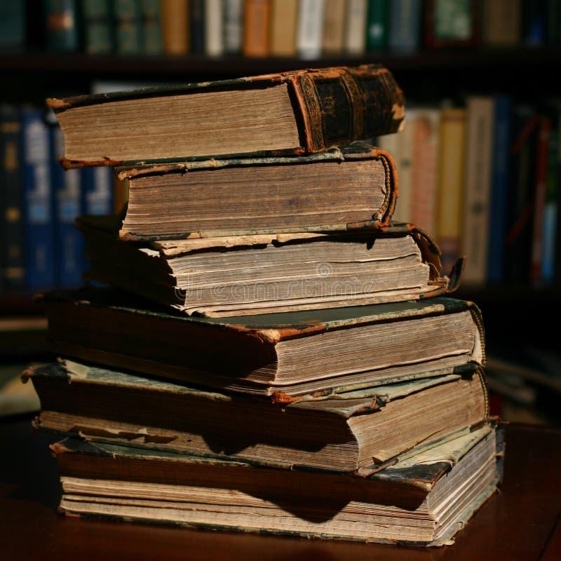 Libros en el vector imagenes de archivo