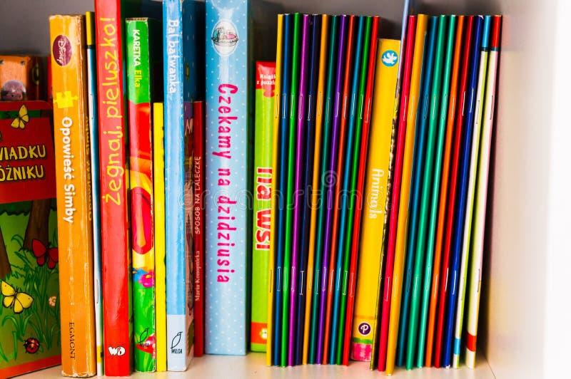 Libros infantiles imagenes de archivo