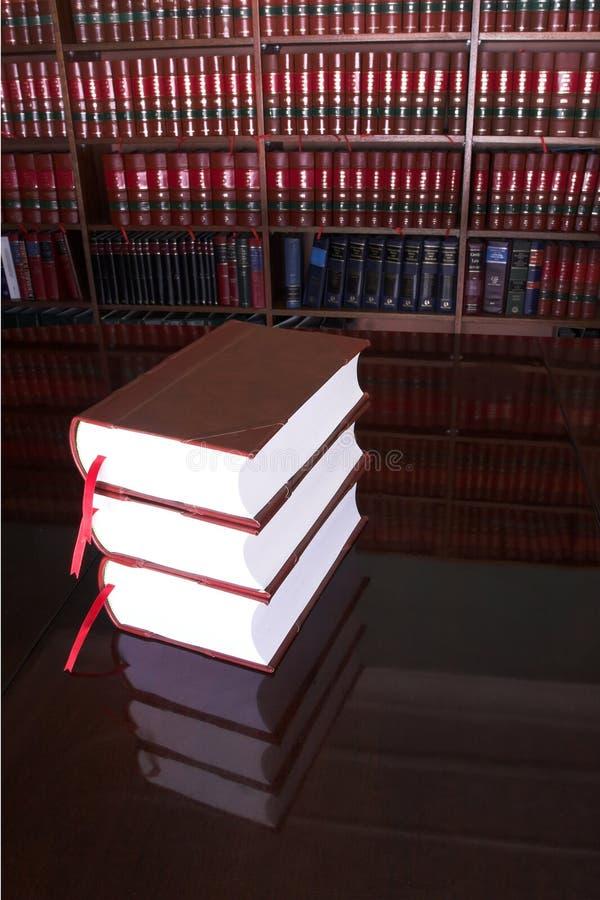 Libros legales #18 imagen de archivo