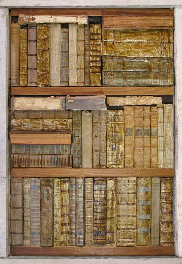 Libros y libros 002 fotografía de archivo libre de regalías