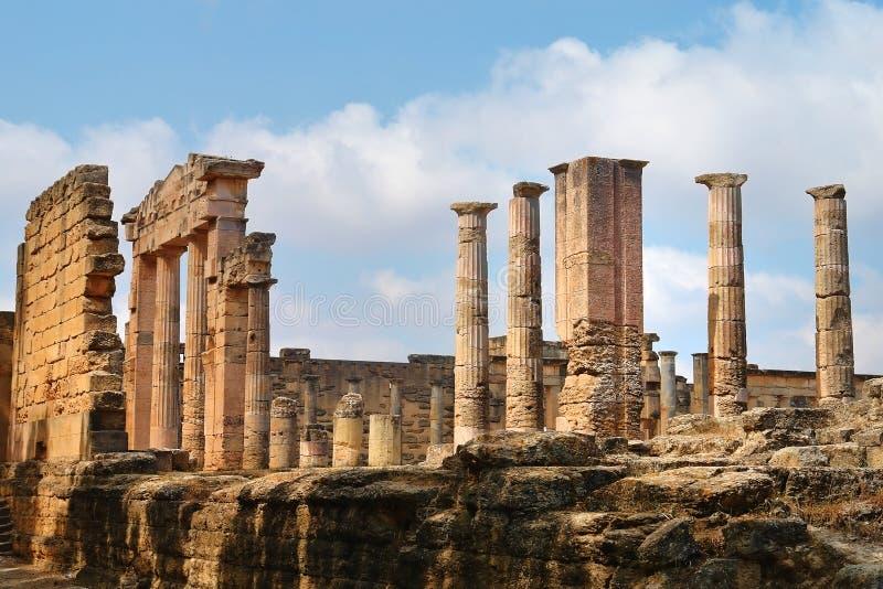 Libyen royaltyfria bilder