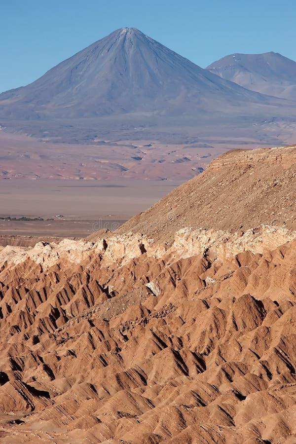 Download Licancabur Volcano In Atacama Desert, Chile Stock Photo - Image: 13981040