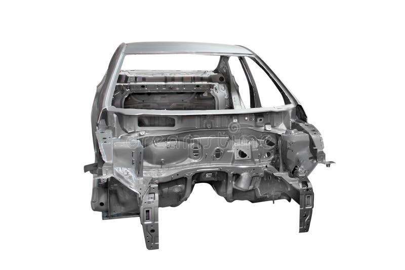 Lichaam van een auto stock foto