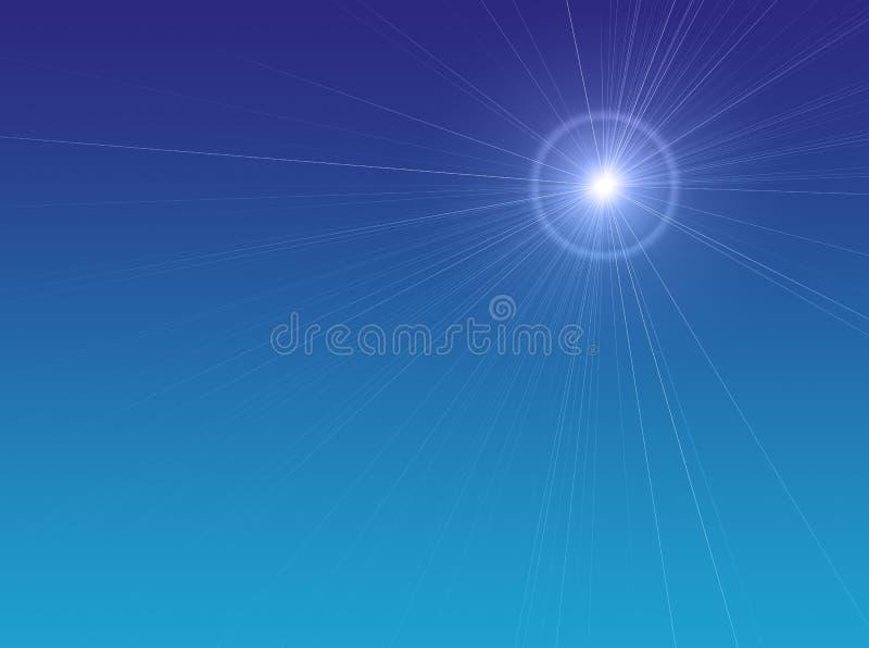 Licht stock illustratie