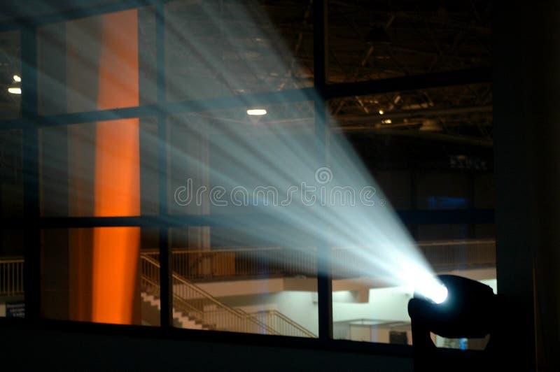 Licht 2 van de vlek royalty-vrije stock afbeeldingen