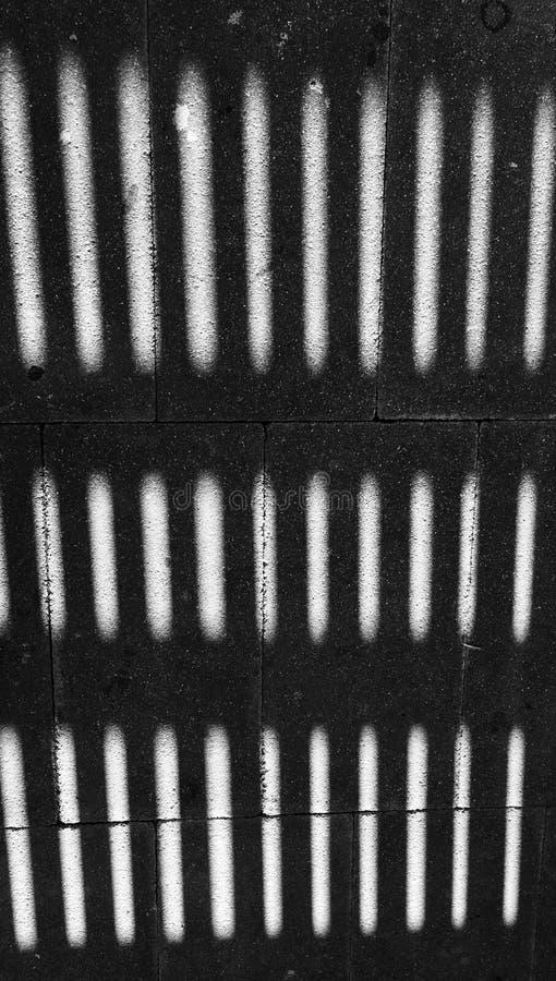 Licht der Säule stockbild