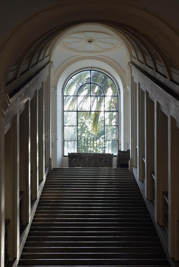 Licht en architectuur royalty-vrije stock fotografie