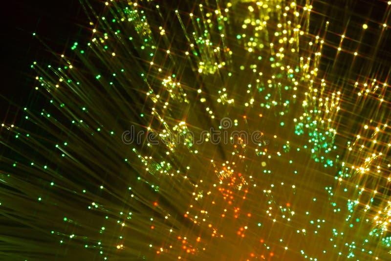 Licht en kleur stock afbeelding