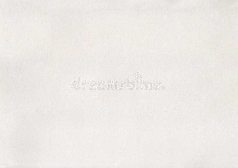 Licht gekleurde kraftpapier-document textuur stock foto's