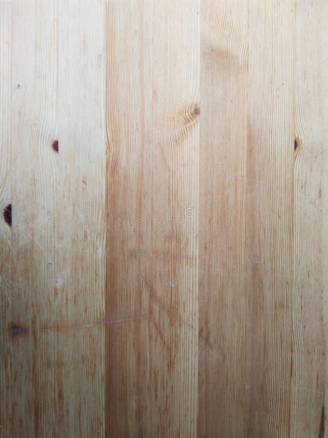 Licht hout als achtergrond stock afbeelding
