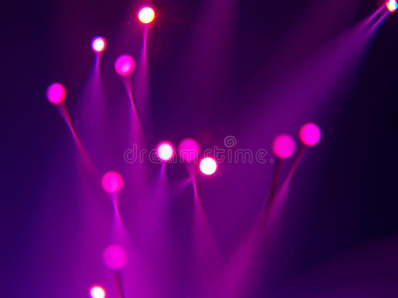 Licht toon royalty-vrije stock foto