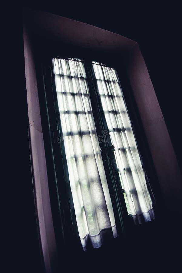 Licht van het venster royalty-vrije stock afbeeldingen