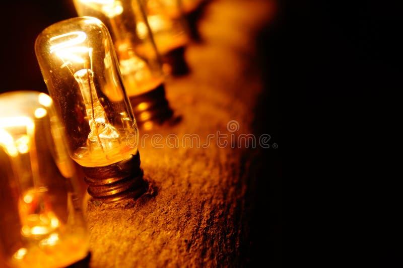 Licht van hout royalty-vrije stock afbeeldingen