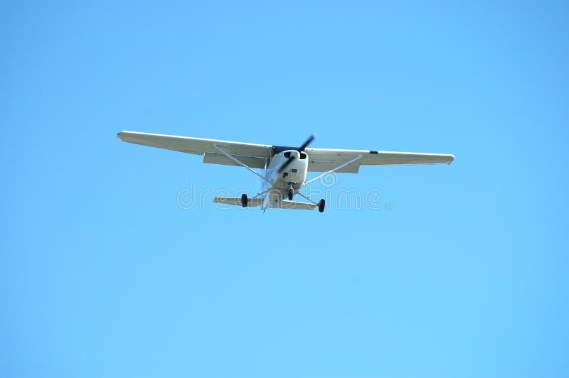 Licht vliegtuig stock foto