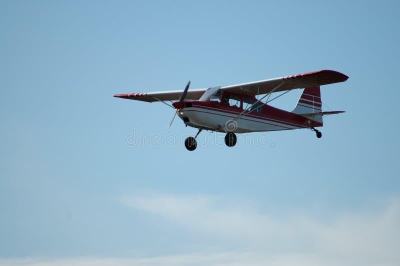 Licht vliegtuig royalty-vrije stock foto's