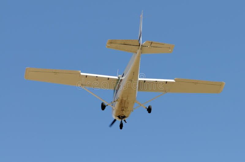 Licht vliegtuig royalty-vrije stock afbeeldingen