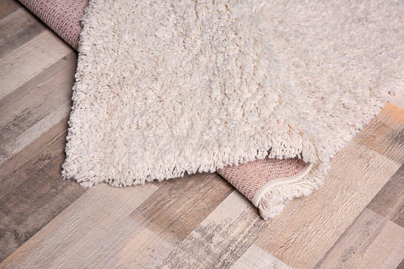 Licht zacht tapijt stock afbeelding