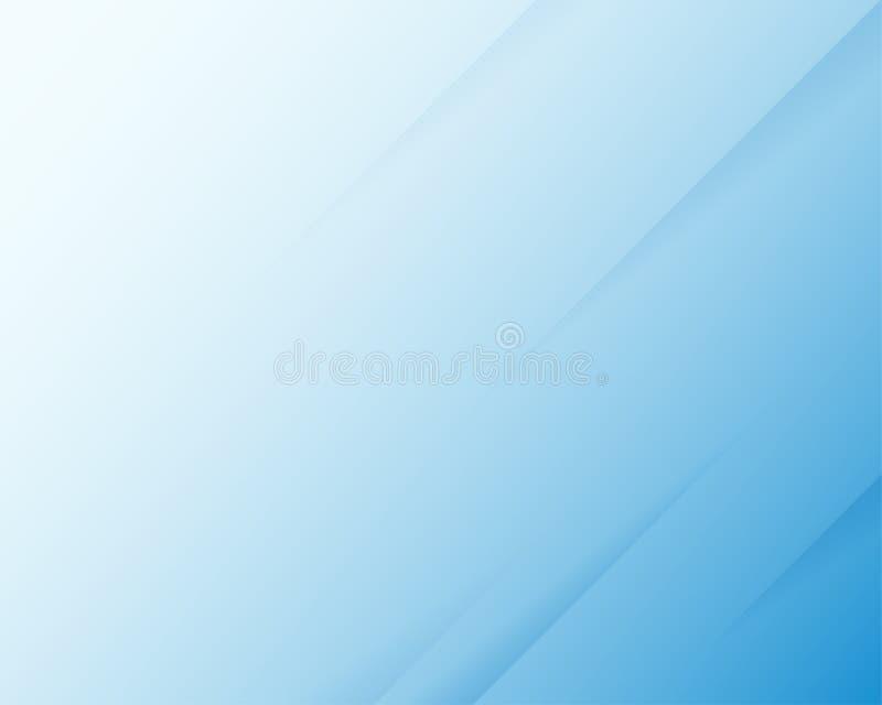 Lichtblauwe abstracte document stijl subtiele vectorachtergrond royalty-vrije illustratie