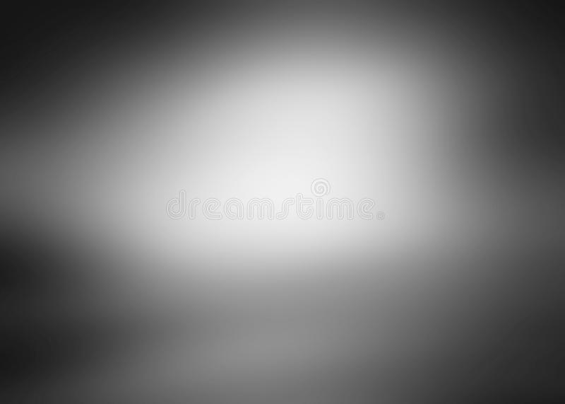 Lichtblauwe achtergrond, abstract ontwerp royalty-vrije illustratie