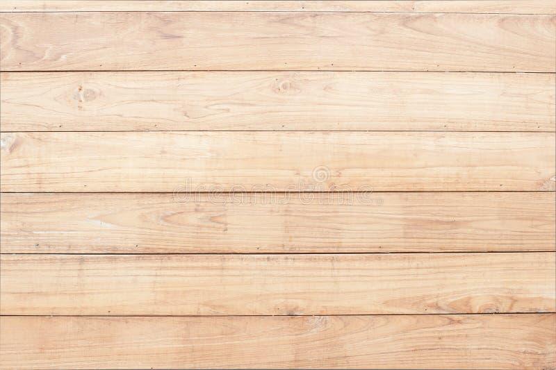Lichtbruine houten achtergrond stock foto's