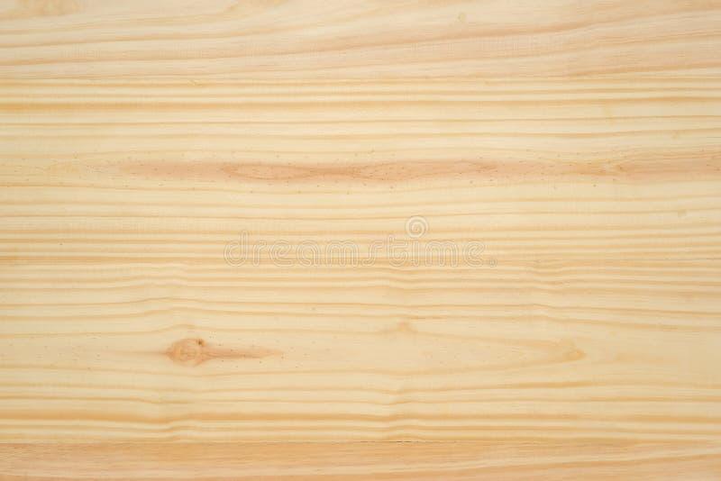 Lichtbruine houten achtergrond royalty-vrije stock afbeelding
