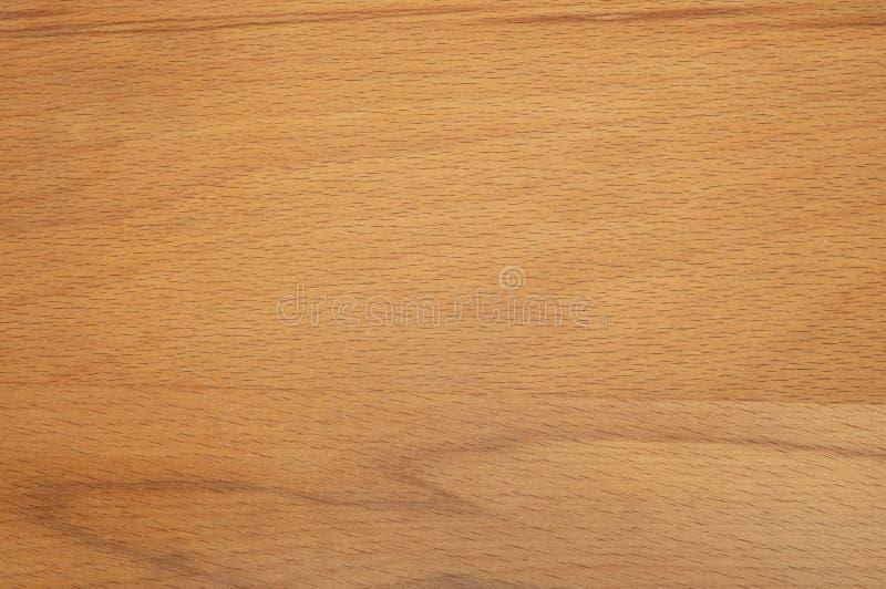 Lichtbruine houten raad, houten textuur royalty-vrije stock fotografie