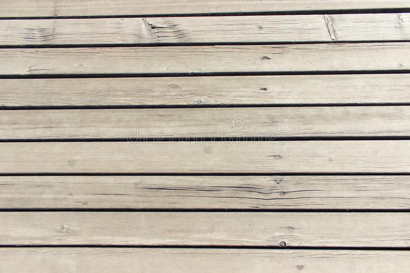 Lichtbruine natuurlijke houten textuur of achtergrond stock fotografie