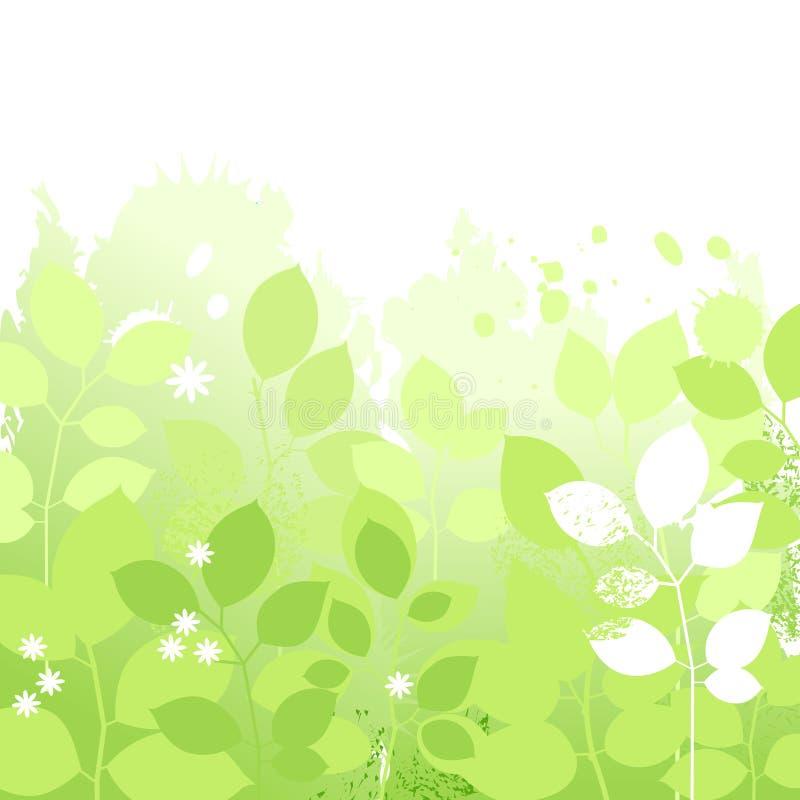 Lichte de lenteachtergrond stock illustratie
