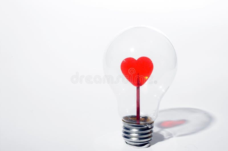 Lichte Hearted stock afbeeldingen