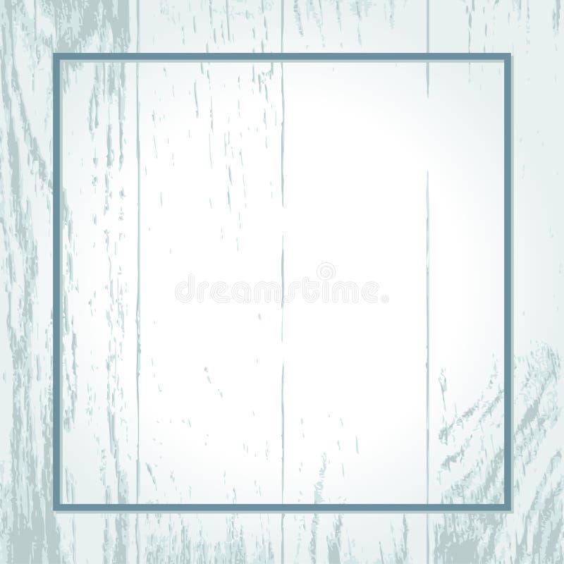 Lichte Houten Textuur stock illustratie
