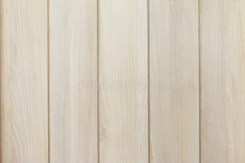 Lichte houten textuur voor achtergrond stock afbeelding
