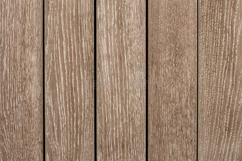 Lichte houten textuurachtergrond de lichte houten raad van de omheinings gouden kleur Witte Houten lijst Witte houten oppervlakte royalty-vrije stock foto