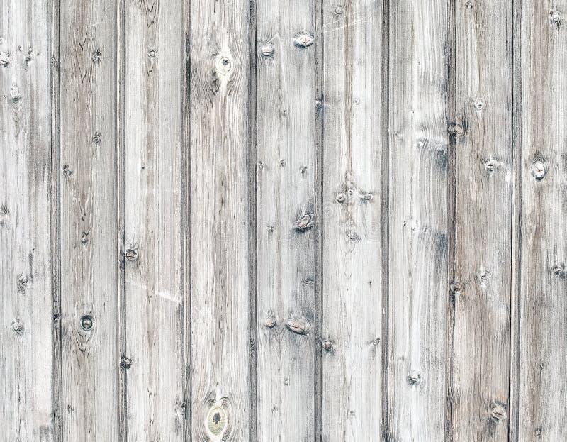 Lichte houten textuurachtergrond Witte grijze kleur stock foto's