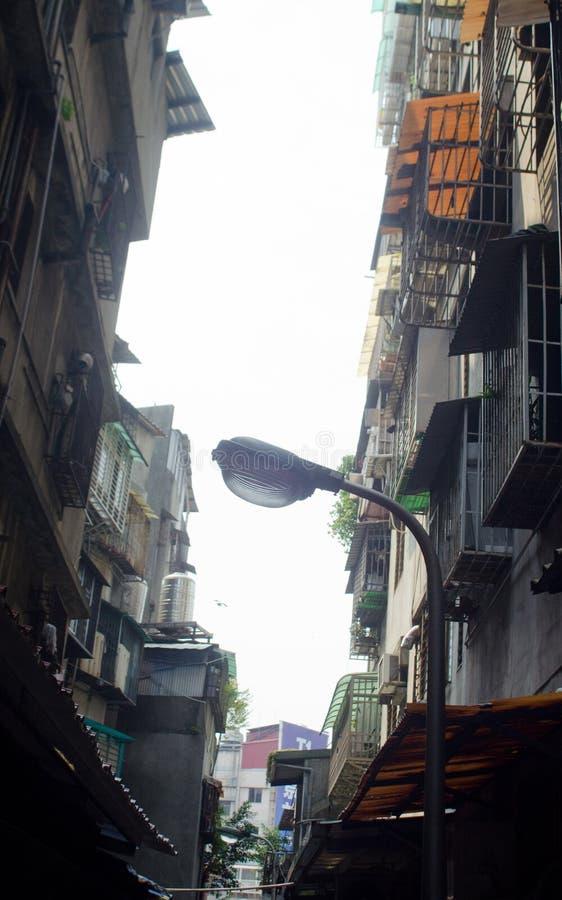 Lichte pool op de straat van Taipeh, Taiwan Taiwan is populair met toerisme over straatvoedsel royalty-vrije stock afbeelding