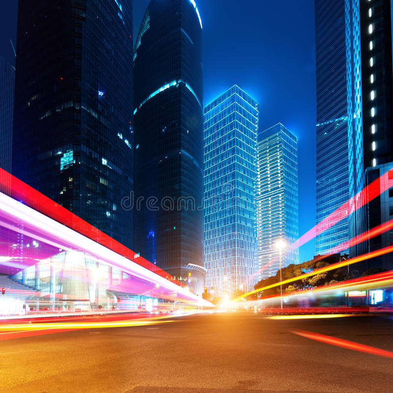 Download Lichte slepen stock foto. Afbeelding bestaande uit verkeer - 29501062