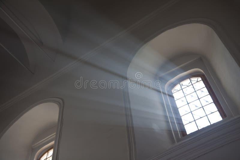 Lichte straal royalty-vrije stock afbeeldingen