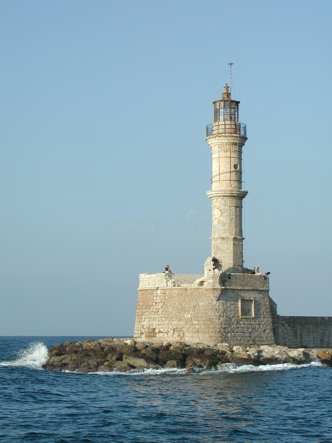 Lichte toren royalty-vrije stock fotografie