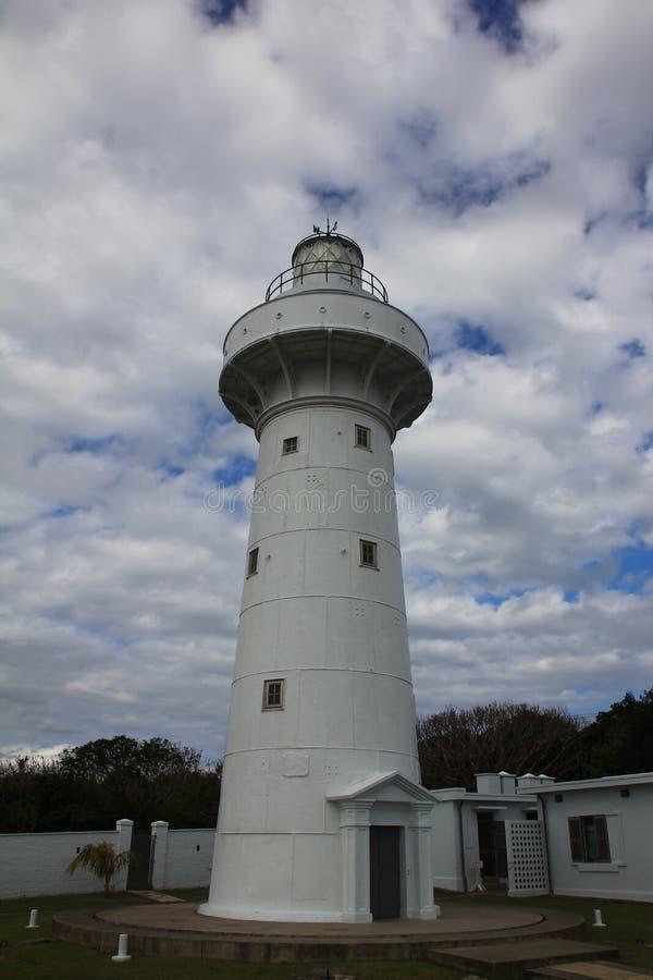 Lichte toren Taiwan stock fotografie