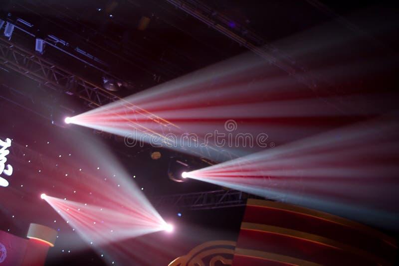 Lichteffekt stockfotografie