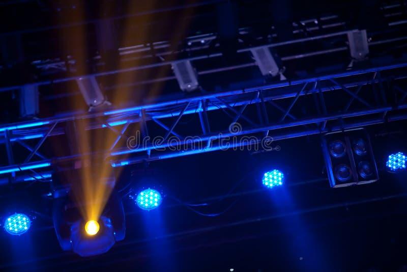 Lichteffekt lizenzfreie stockbilder
