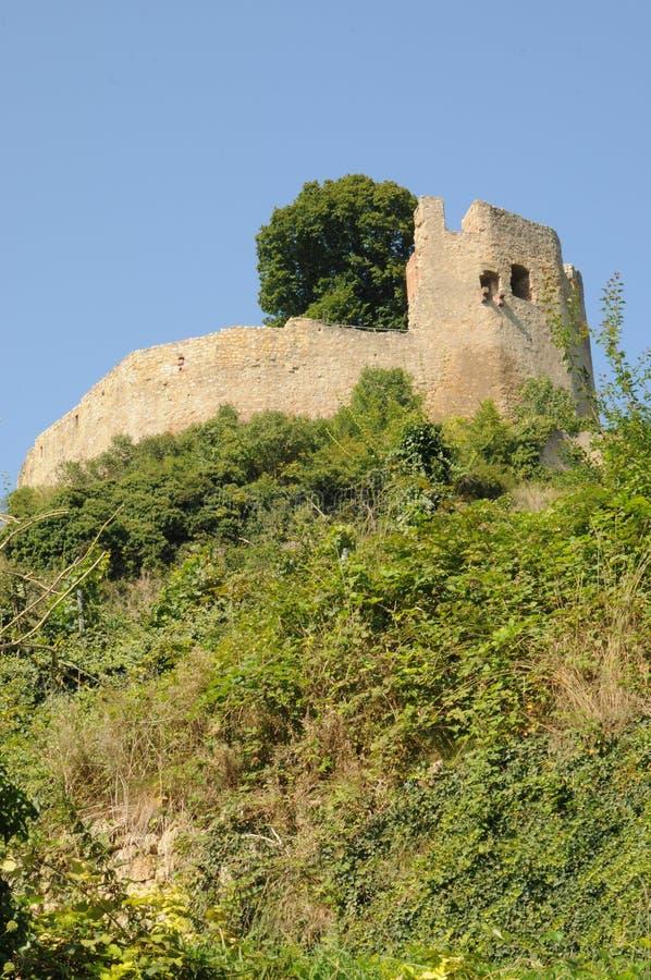 Download Lichteneck Castle stock photo. Image of landscape, castle - 33513934