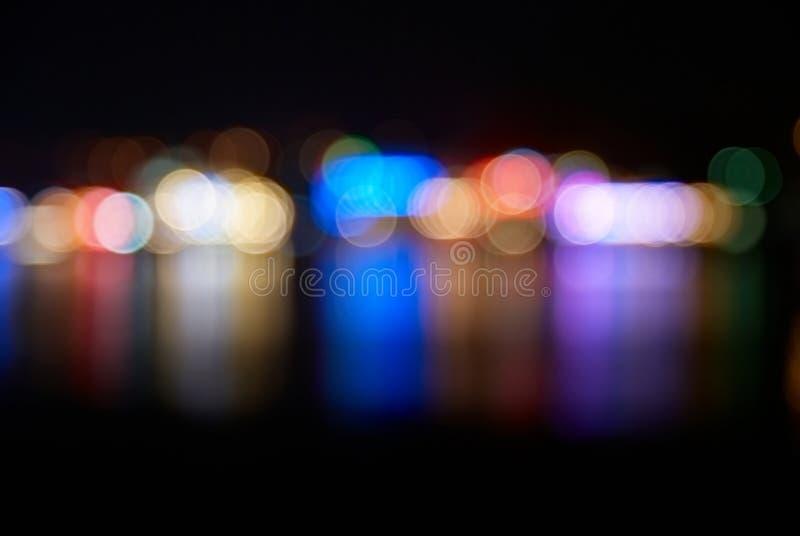 Lichterkette stockbilder