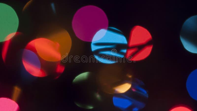 Lichterkette lizenzfreie stockbilder