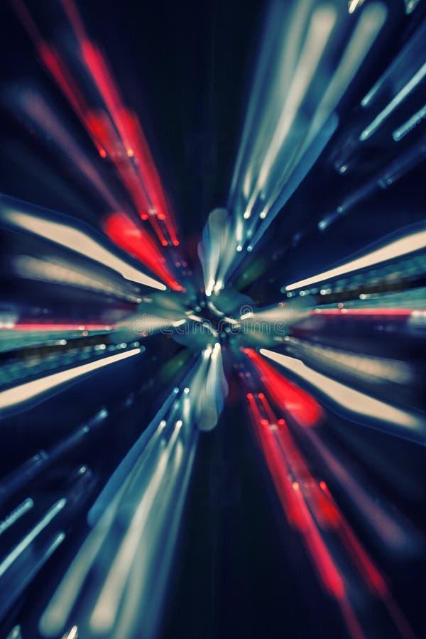 Lichtgeschwindigkeit lizenzfreie stockbilder