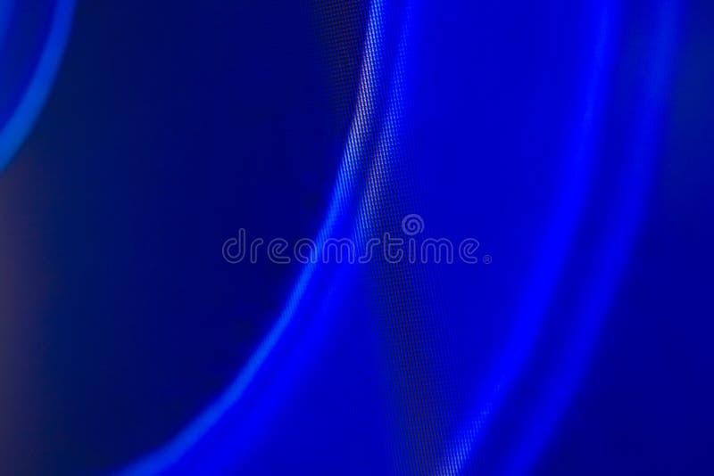 Lichtgevende dioden voor LEIDENE vertoning Digitale LEIDENE het schermachtergrond royalty-vrije stock foto's