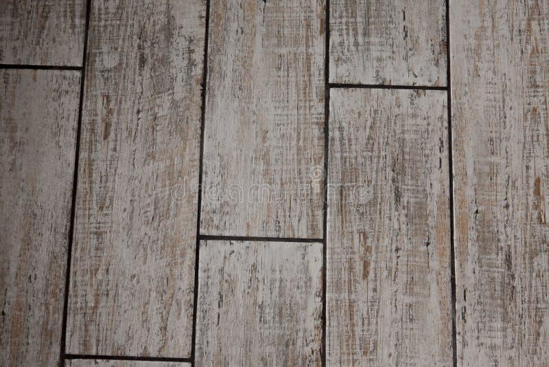 Lichtgrijs parket naadloos patroon - textuurpatroon voor ononderbroken herhaling royalty-vrije stock afbeeldingen
